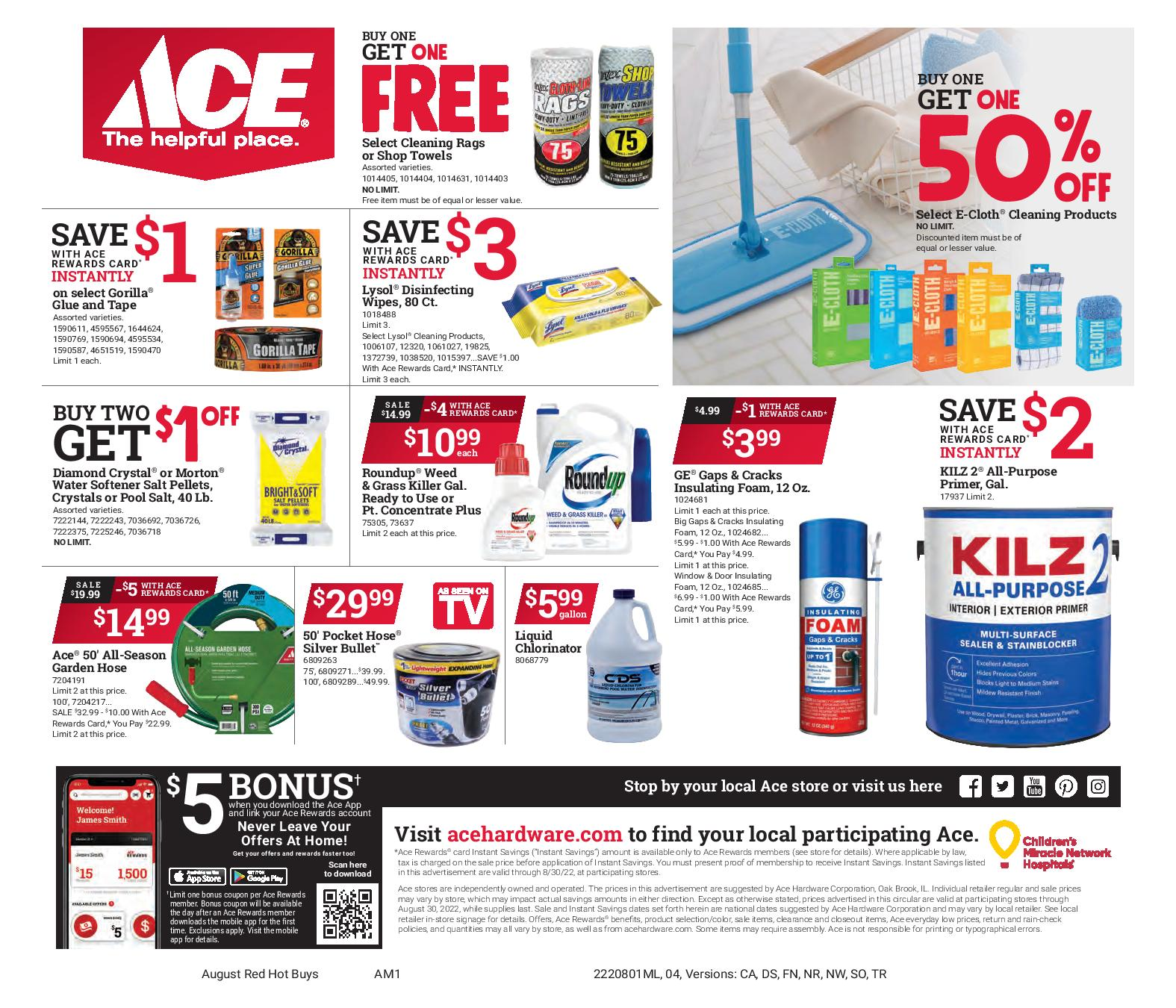 Brentwood Ace Hardware Your Helpful Hardware Store In