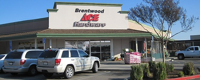 Brentwood Ace Hardware store in Brentwood, California - Your Helpful Hardware Store in Brentwood, California