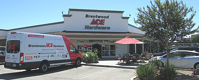 Brentwood Ace Hardware, your Helpful Hardware Store in Brentwood, CA